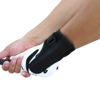 Golf Practice Tool Swing Gesture Alignment Training Aid Golf Wrist Protection Golf Wrist Support Band