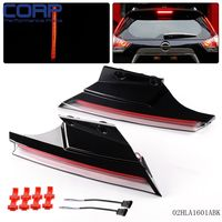2014 2016 For Nissan Rogue X Trail Rear Window Decoration Lamp Led Brake Lights