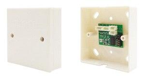 Image 5 - XinSiLu 3 דלת 8 דירות אודיו דלת טלפון, לחץ חיוג ישיר ללא חזותי בניין אינטרקום מערכת, מזהה כרטיס וסיסמא בפתיחת