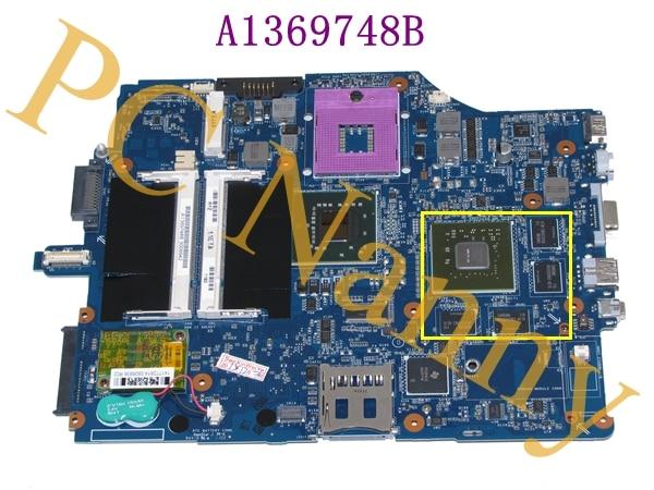 FOR SONY MBX-165 A1369748B Motherboard(PM) G86-751-A2 FZ28G FZ18G VGN-FZ + Free CPU Fully working