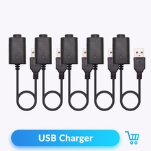 Quartz Banger USB Charger Cable Wire for EGO eGo-T eGo-C eGo-W eGo-F Battery 4.2V Electroni