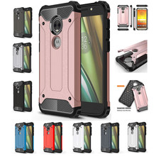 For Moto G5 Case Shockproof Armor Silicone Phone Case For Motorola Moto E5 G4 G5S G6 Z Play Plus Force TPU Back Cover(China)
