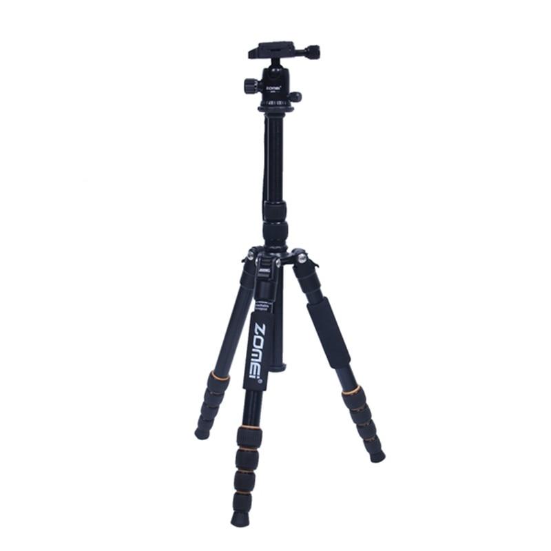 ZOMEi Q666 Profesionální cestovní fotoaparát Tripod Monopod - Videokamery a fotoaparáty - Fotografie 3