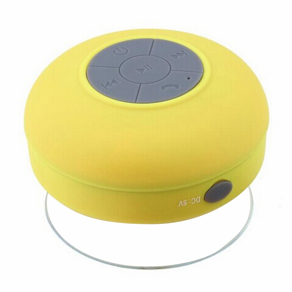 Wireless Waterproof Speakers For Bathroom Promotion