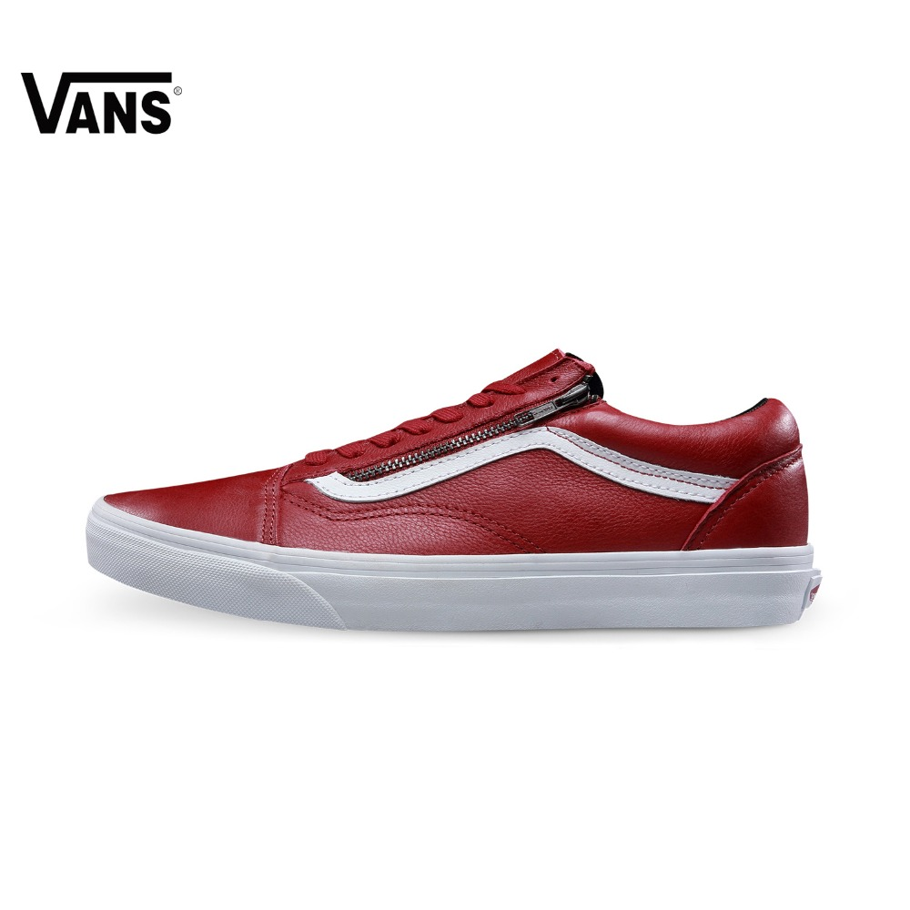Original Vans Low Era Unisex Skateboarding Shoes Sport Shoes Sneakers Outdoor Sports Comfortable Breathable