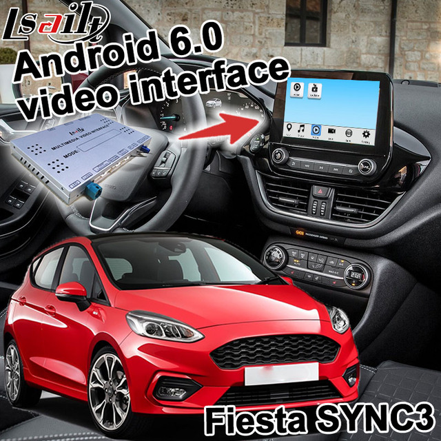 android gps navigation box for ford fiesta etc video. Black Bedroom Furniture Sets. Home Design Ideas