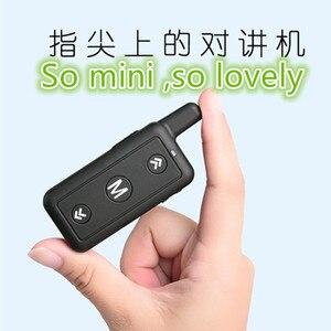 Image 3 - 2PCS 장난감 무 전기 Mini 16 채널 u는 seek Leixen VV 109 두 Way Radio Woki Toki 1 Watt FRS Small Size 워키 토키 대 한 레스토랑 및 Kids