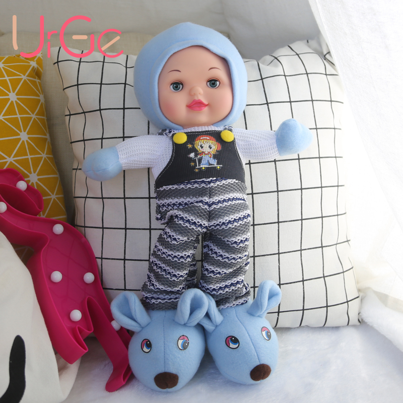 URGE 45cm קריקטורה אופנה בובה קטיפה - בובות ואביזרים
