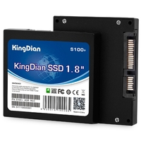 Previous Next KingDian S100 Solid State Drive SSD 1 8 Inch SATA2 1 CH 16GB