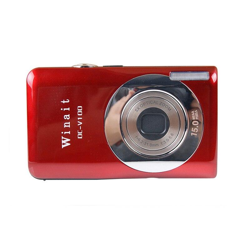 En gros maison Camping en plein air voyage utilisation Mini poche caméra vidéo numérique TFT LCD écran 5X 4X caméscope accessoires