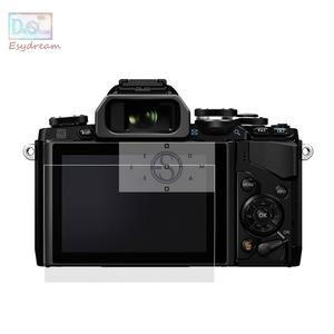 Self-adhesive Glass LCD Screen Protector Cover for Olympus OM-D E-M1 E-M5 E-M10