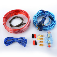 Power line car modified stereo wire subwoofer line Car amplifier set of line10GA