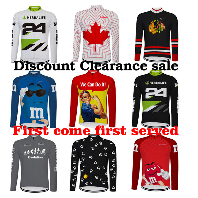 New Pro Team cycling wear Maillot Ciclismo Cycling Jersey Long Sleeve  Mountain Bike Jersey Classic Bicycle Clothing Jerseys MTB 46b24c3ce
