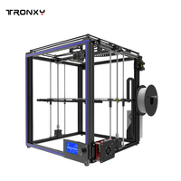 2019 NEW TRONXY X5S I3 3D Printer kit printer Aluminium Extrusion 3d printing