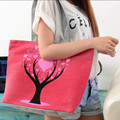 Women handbags shoulder canvas bags foam Martin Bloem shopping bag