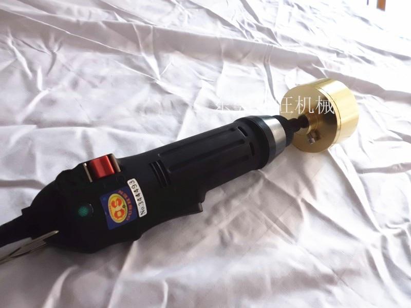 10 комплектов ручной электрический укупорочные машины винт машины легкой рукой укупорки 10-50мм