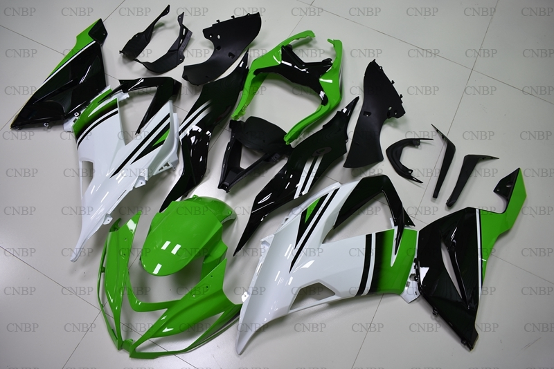 for Kawasaki Zx6r 2013 - 2016 Fairing Zx6r 13 14 Full Body Kits Ninja Zx-6r 15 16 Black White Green Abs Fairingfor Kawasaki Zx6r 2013 - 2016 Fairing Zx6r 13 14 Full Body Kits Ninja Zx-6r 15 16 Black White Green Abs Fairing