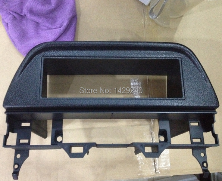 1 Din CD DVD Stereo Panel for MAZDA 6 Atenza 2002-2007 Fascia Radio Refitting In Dash Mount Install Kit Face Plate free shipping car refitting dvd frame dash cd panel for buick excelle 2008 china facia install plate ca4034