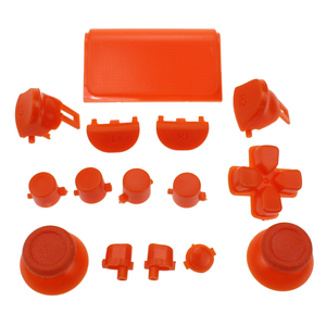 Image 3 - Ting Dong 16 set L1 R1 L2 R2 Trigger Buttons Thumbstick cap for PS4 Pro controller for PS4 4.0 JDS 040 JDM 040 Controller Button