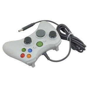 Image 3 - Проводной геймпад для ПК 360, игровой контроллер USB для ПК, джойстик, несовместим только с xbox 360
