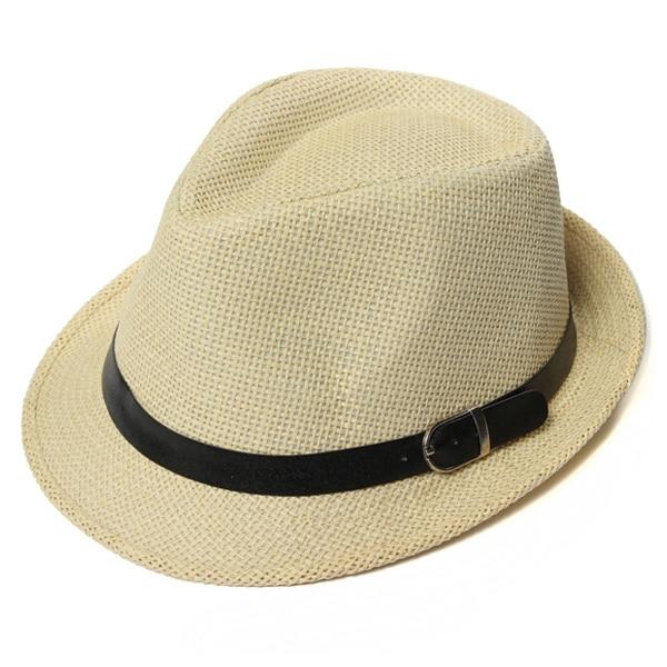 461cb787545 Women Men Cap Travel Sun Summer Hat Colors Beige-in Sun Hats from Men s  Clothing   Accessories on Aliexpress.com