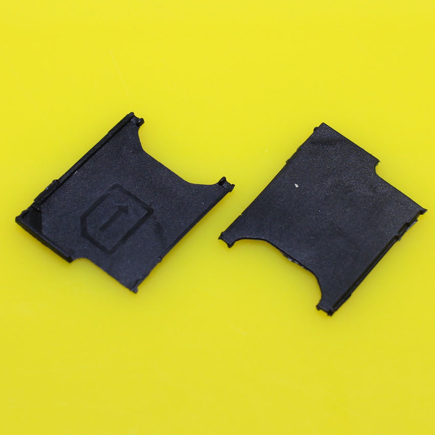 cltgxdd KA-218 New Nano Sim Card Tray Slot Holder Replacement For Sony Xperia Z L36h Sony XperiaZ SimCard Holder