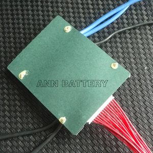 Image 4 - Li ion cellule 13S 48V 50A BMS pour 48V 30Ah 40Ah 50Ah lithium ion batterie courant de travail 50A 1500W 2000W avec fonction déquilibre