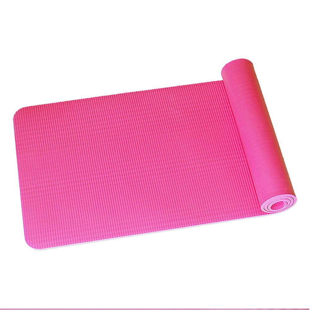 pu mat gym tumbling panel gymnastics leather outdoors mats exercise sports pad folding arts yoga soozier pink