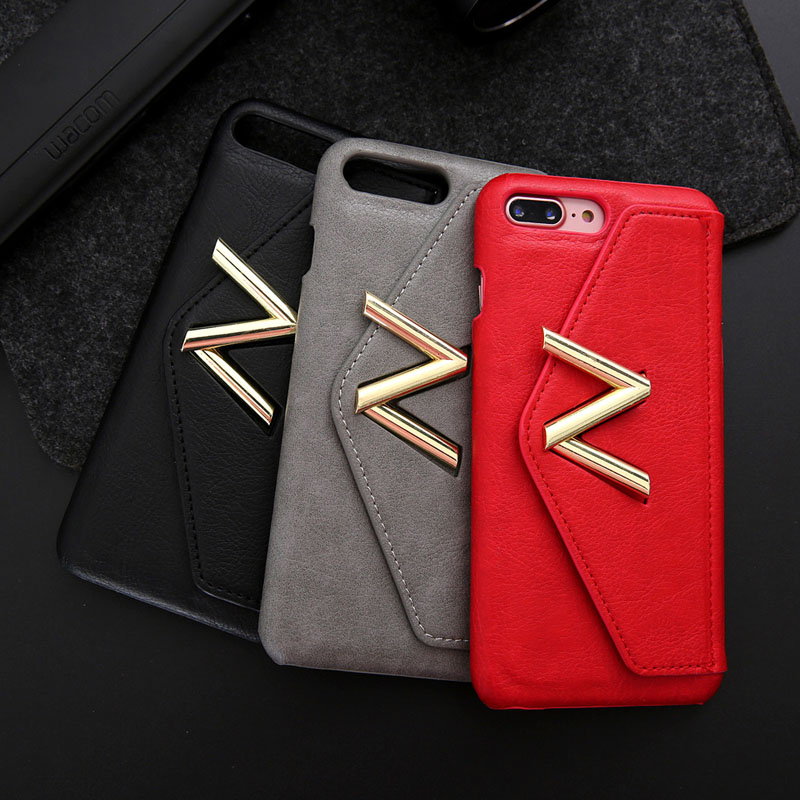 Hehan for iPhone7 Swivel Stand Card for iPhone x Wallet Style for iPhone6plus Slip Resistant Drop Mobile Phone Case