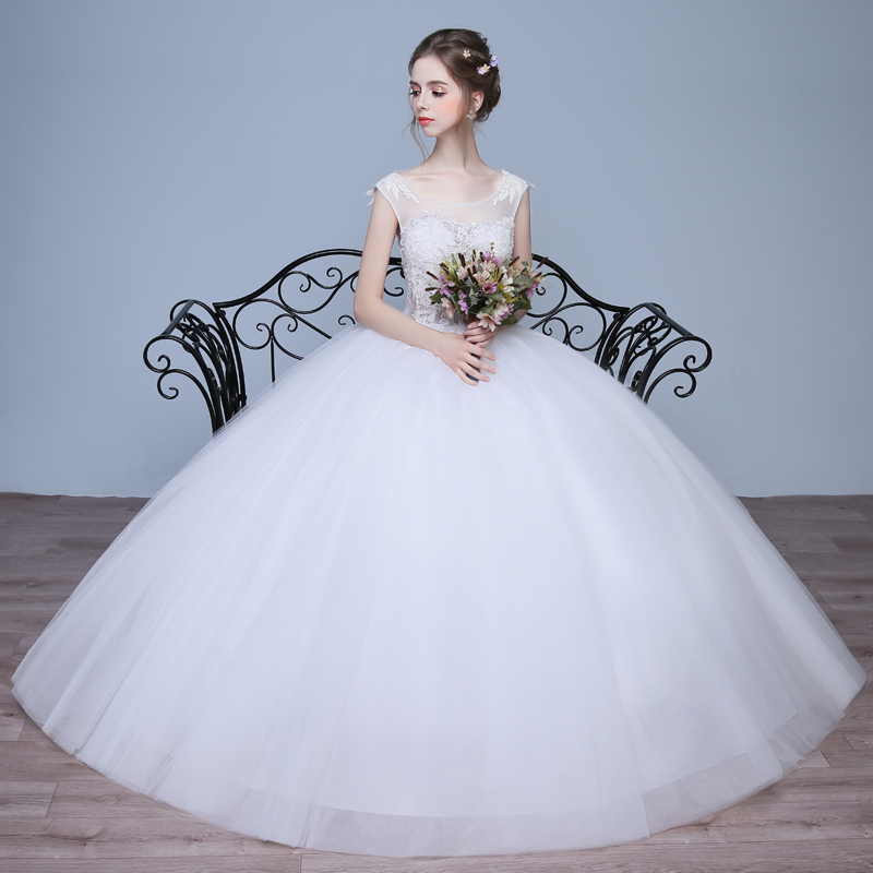 Online get cheap fitted wedding dresses for Cheap dress for wedding