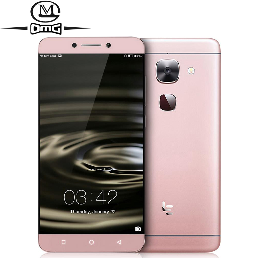 D'origine LeTV LeEco Le Max 2X820 6 GB RAM 64 GB ROM Mobile Téléphone 5.7 Android 6.0 Snapdragon 820 2560*1440 P 21.0MP 4G Smartphone