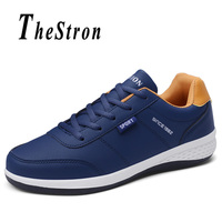 Spring Autumn Mens Sneakers Blue White Mans Running Shoes Comfortable Jogging Male Sneakers Low Top Trainers Shoes Men