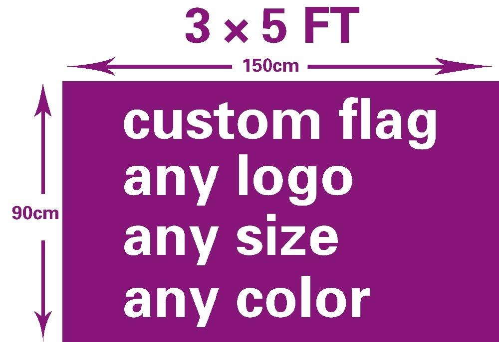Livraison gratuite aerlxemrbrae haute qualité 3ft x 5ft Drapeau Personnalisé Polyester panthers de la caroline drapeau avec modifié NOUS drapeau