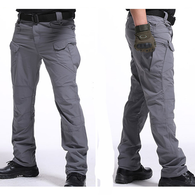 Summer IX9 Tactical Pants men combat trousers SWAT Army Military Training Pants Summer Cargo Pants military style casual pants(China)