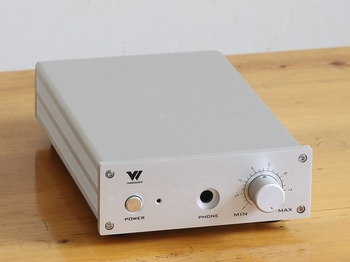Finished E1 Class A Headphone Amplifier Based on German SAC-K1000 Amplifier Circuit New
