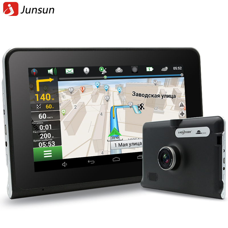 Best 7 inch Car 3D font b GPS b font Navigation Android 4 4 Capacitive screen