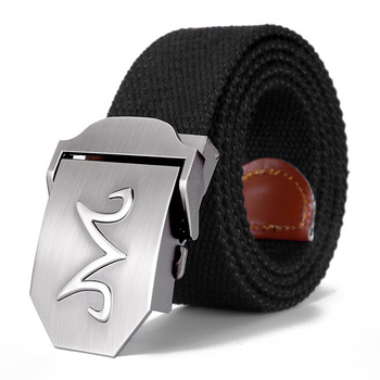 Dragon Ball Majin Buu Belt 3D Letter Canvas Belt Men Women Luxury Military Tactical Belts Casual Jeans Belt Dropshipping