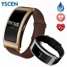 Bluetooth Smart часы CK11 браслет кровяного давления сердечного ритма Мониторы шагомер Фитнес SmartWatch для IOS телефона Android
