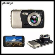 1080P HD Car DVR 4.0 Inches IPS Display Dash Cam 170 Degree Wide-angle Car Camera Recorder Night Vision Car Black Box Tachograph