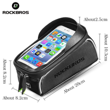 ROCKBROS Waterproof Bike Bag