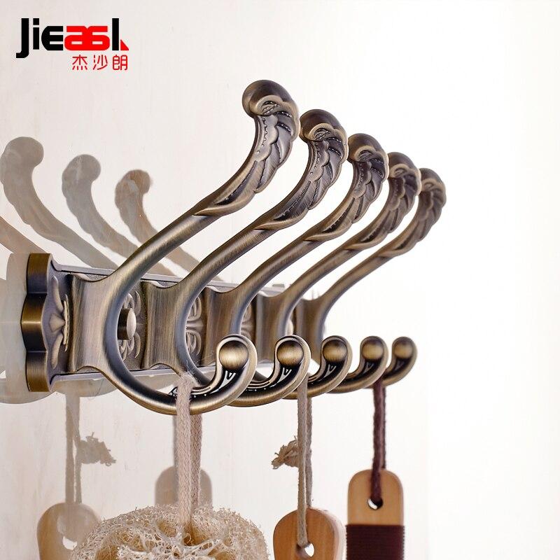 vintage wall hooks hanger coat hooks bathroom hanger robe hook wall towel hook rack luxury hangers