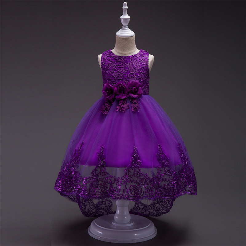 Girl New Year Dress Children Christmas Clothing Girls Embroidery ...