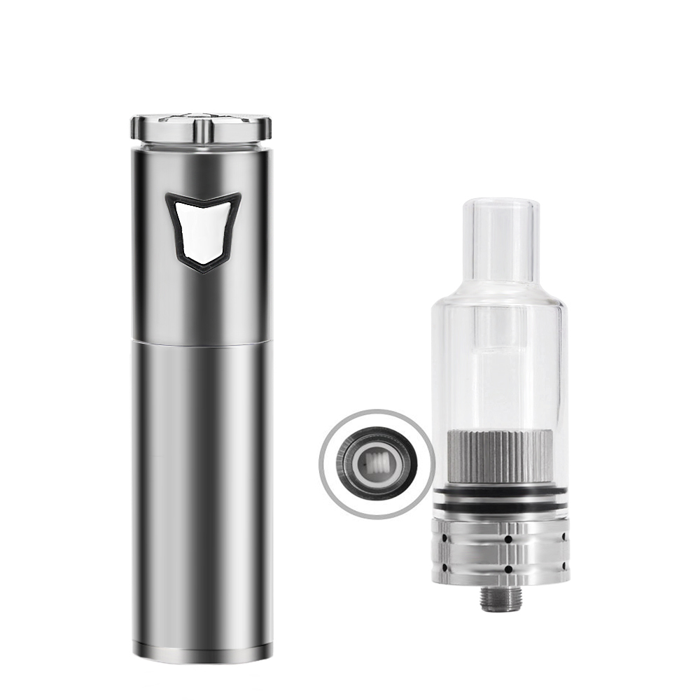 Consumer Electronics X2 Pyrex Glass Mouthpiece Cap Adapter Stem Tube Tool For Longmada Mr.bald Iii Starter Kit Tank Vape Atomizer Pen Vaporizer E-cig