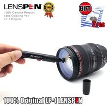 100% Original Genuine Brand LENSPEN LP-1 Dust Cleaner Camera Cleaning Lens Pen Brush kit for Canon Nikon Sony Filter DSLR SLR DV все цены