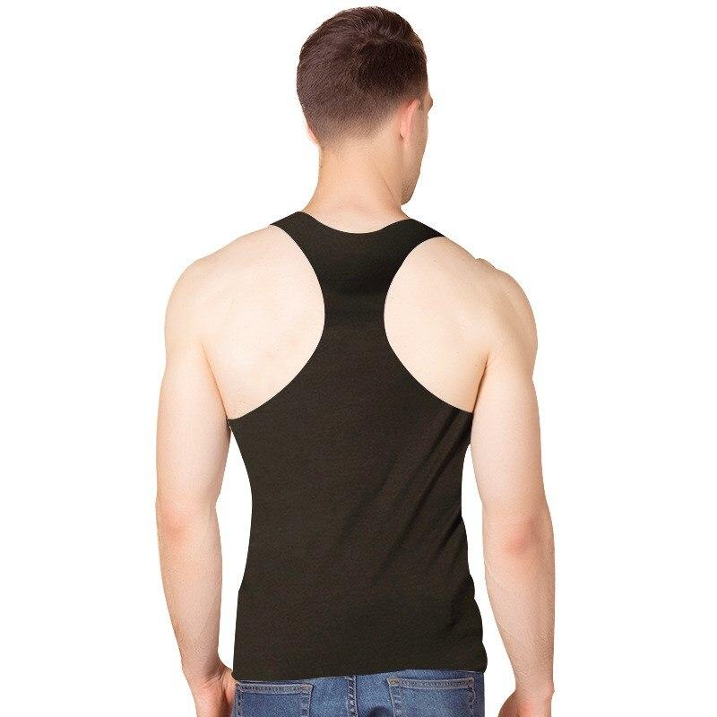 Plus Size XXXL Fashion Men's   Tank     Top   Modal Vest 7XL Summer Pure Color   Tank     Tops   Mens Men High Elasticity Leisure Vests