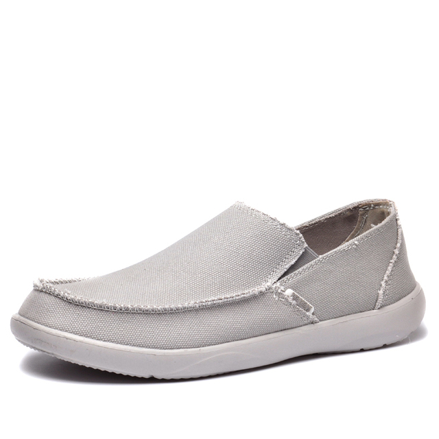 Chaussures Hommes Mode Toile Chaussures Mocassi... o6p5c