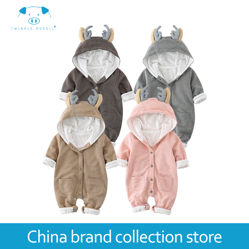 baby clothes Autumn newborn boy girl clothes set baby fashion infant baby brand products clothing bebe newborn romper MD170Q114 2017 hot newborn infant baby boy girl clothes love heart bodysuit romper pant hat 3pcs outfit autumn suit clothing set