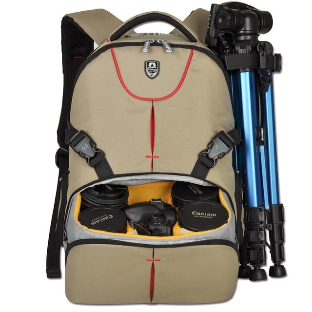 Waterproof Backpack Camera Bag Large Size for Canon Nikon SLR ...