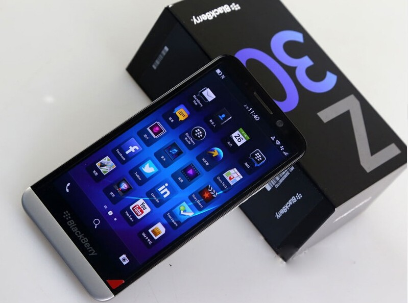Original BlackBerry Z30 Mobile Phone 8.0MP Camera 5.0inch Touchscreen 16GB ROM 3G/4G smartsphone black 11