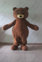 POLE STAR MASCOT COSTUMES character quality teddy bear mascot costumes